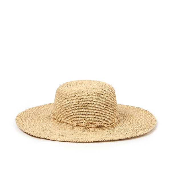 Mahli Sun Hat - Light Natural