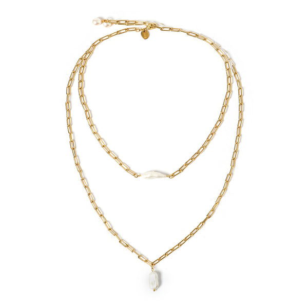 La Perla Necklace Stack