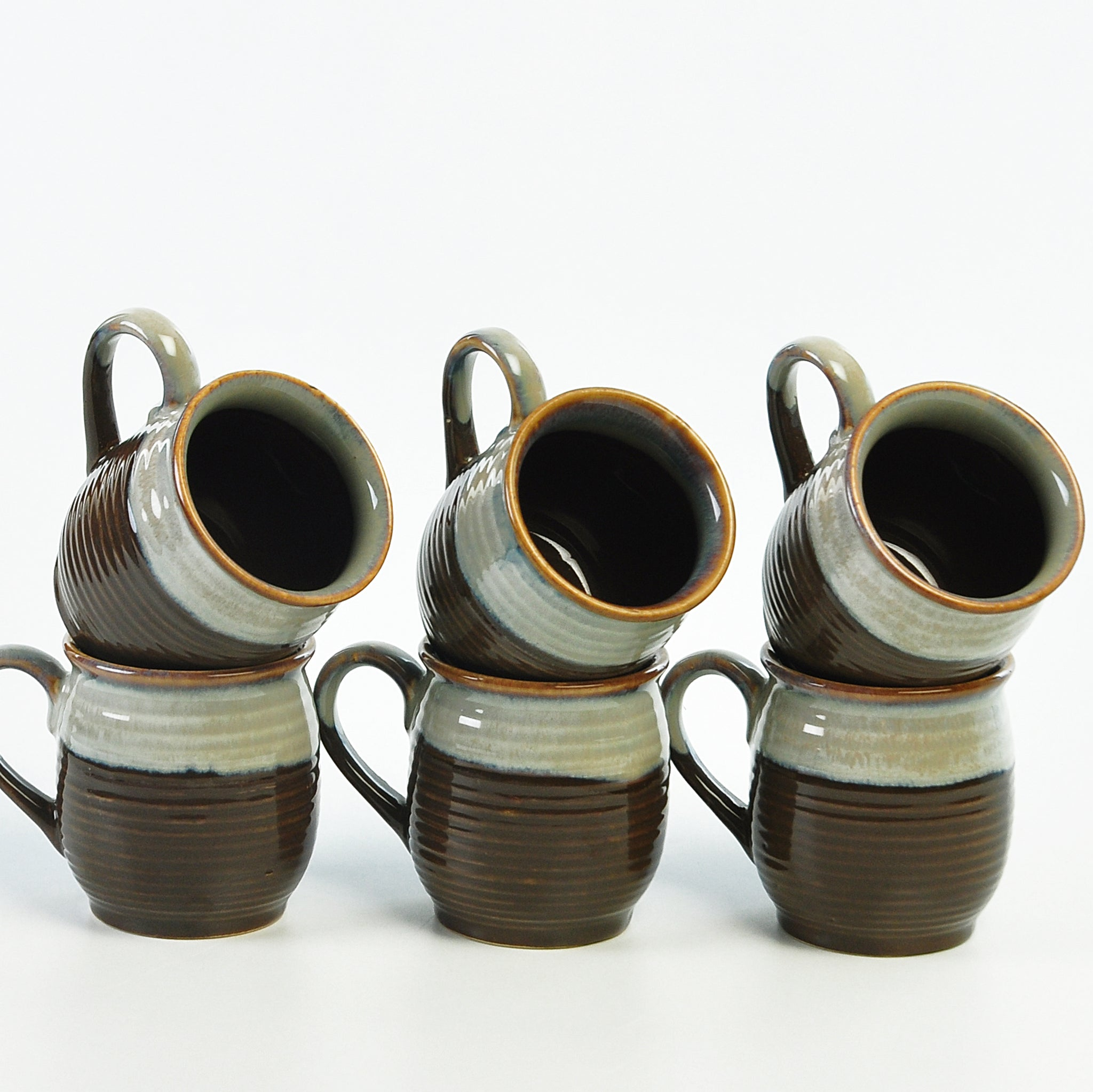 Studio Brown Kullad Coffee Mugs - Set of 6