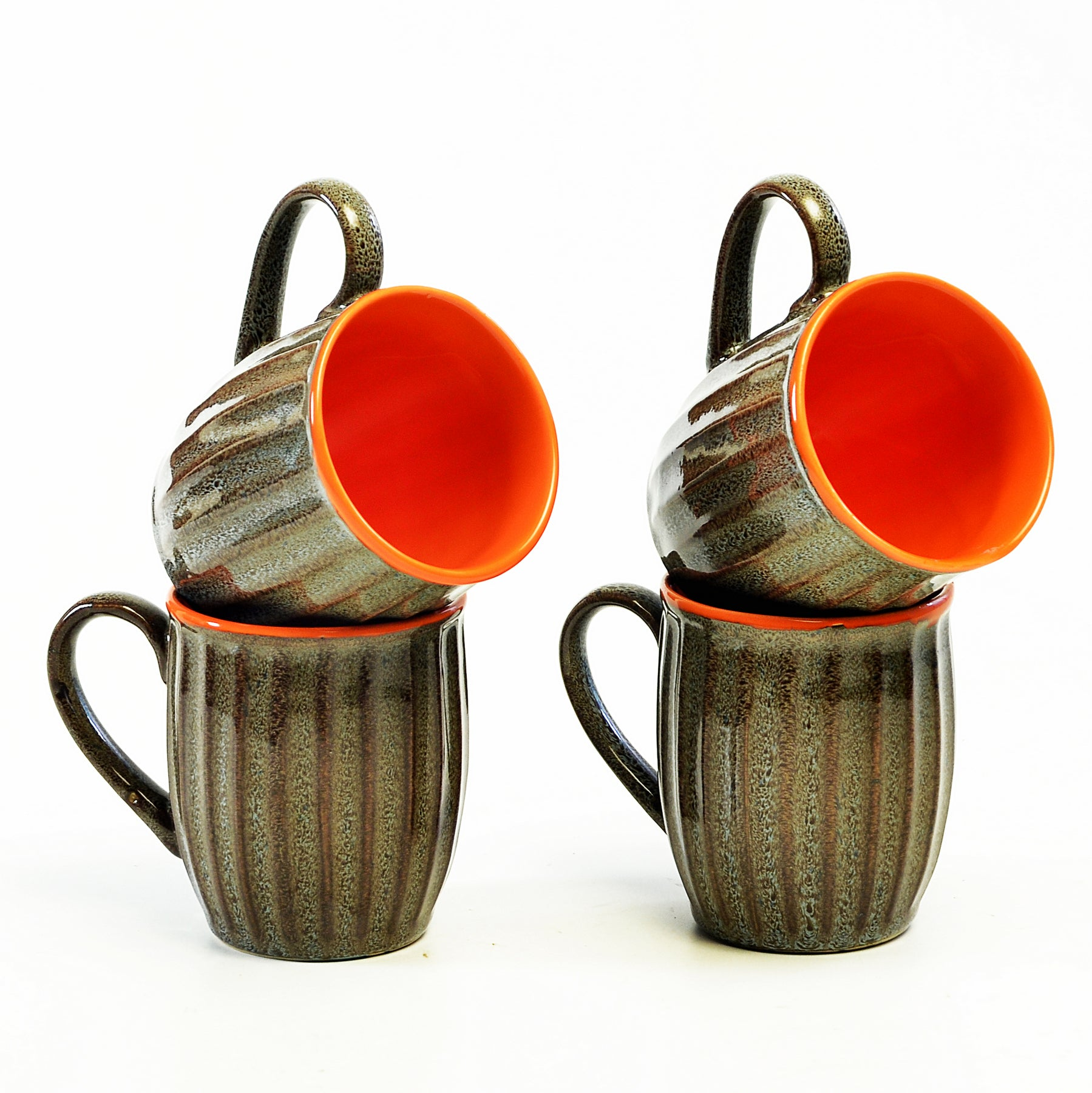viiva-orange-grey-coffee-mugs-dec5516