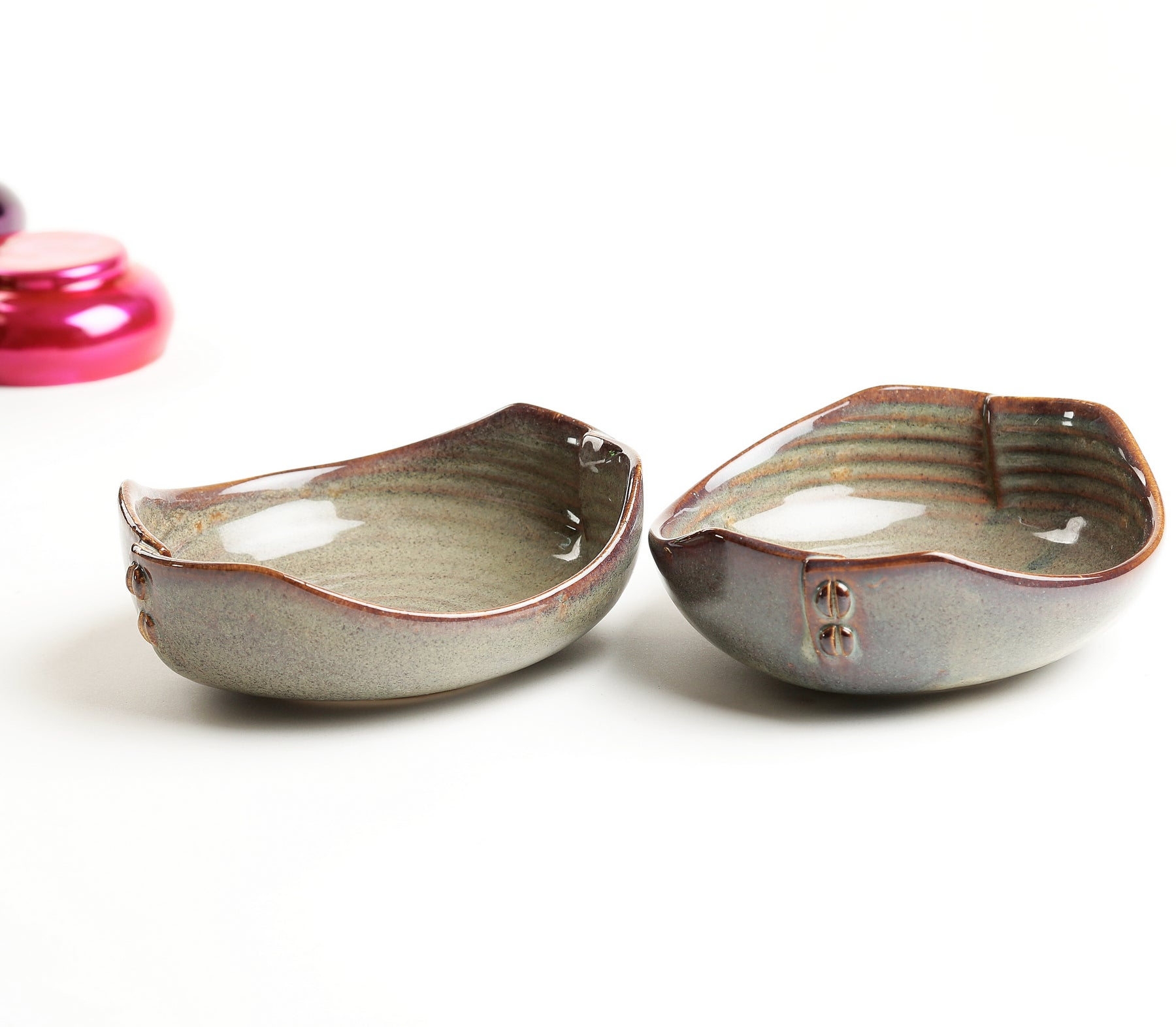 Sand Brown Studio Ciac Bowls - Set of 2