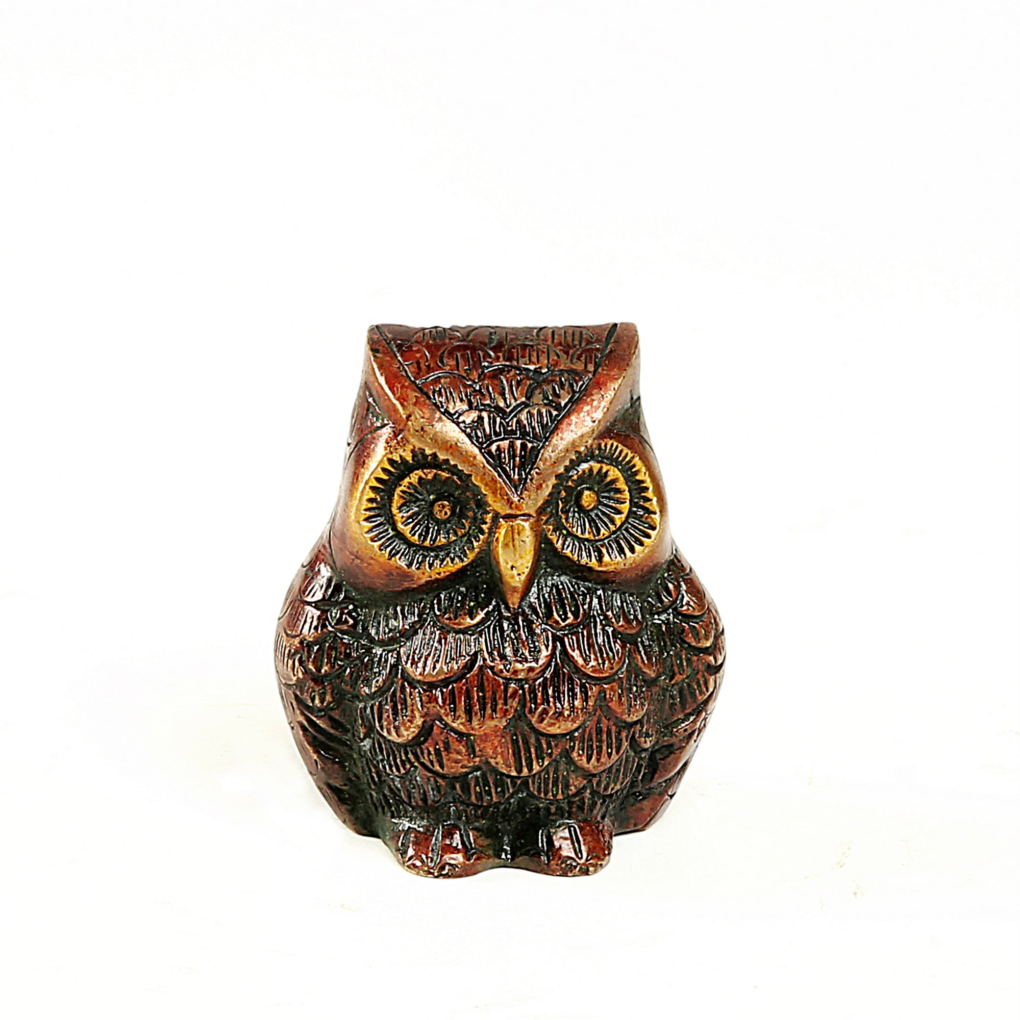 brass-ethnic-owl-figurine-with-copper-finish-hdf5758