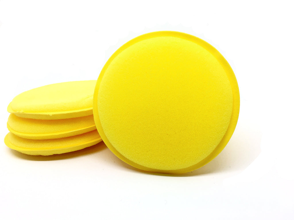 10pc Polish Foam Sponge Wax Applicator