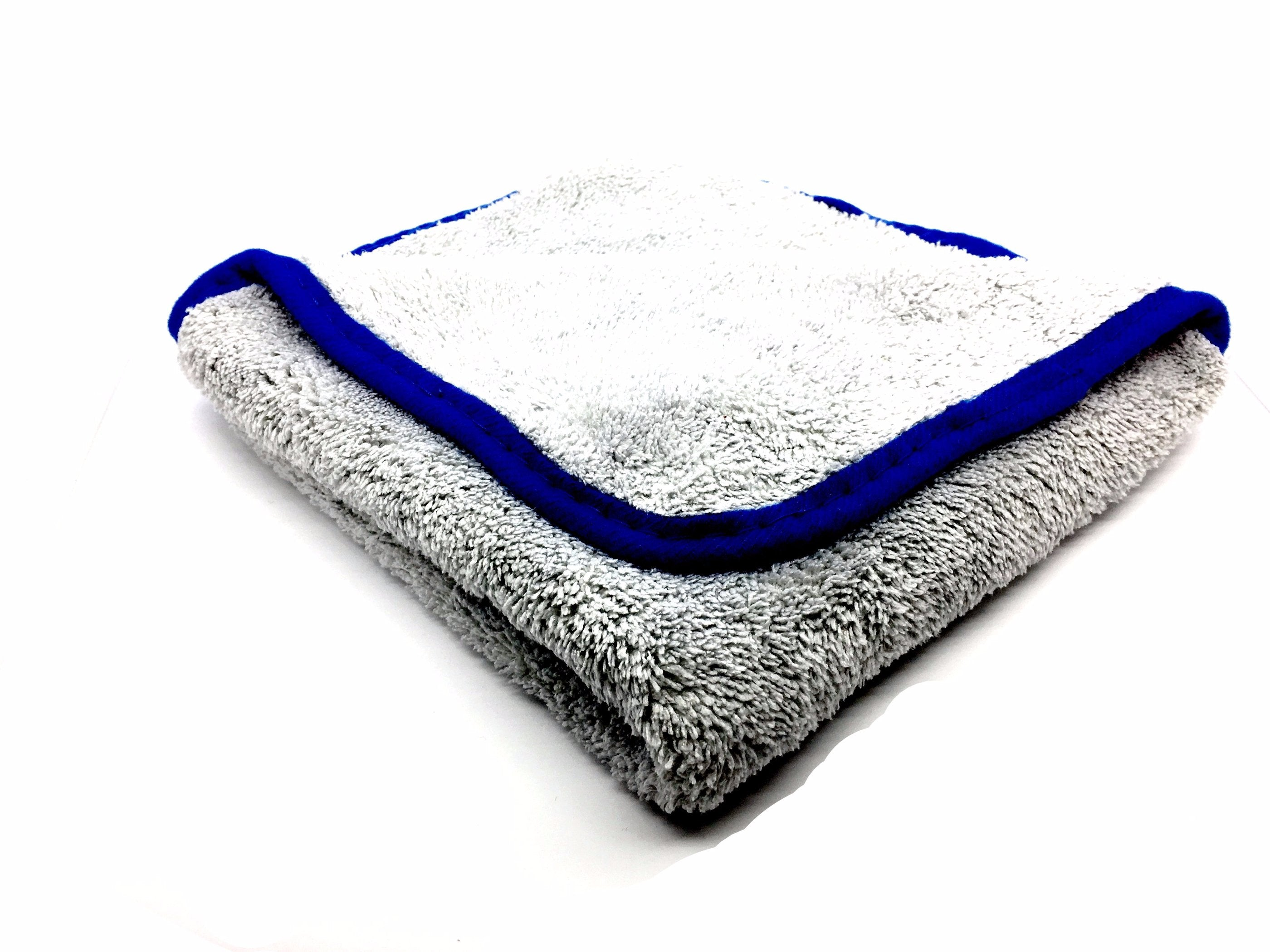 "16""x16"" Super Thick Plush Microfiber Cloth"