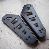 Land Rover Defender 90 Stainless Steel Mudflap Brackets