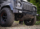 Land Rover Defender Stainless Steel Steering Guard