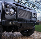 Land Rover Defender Stainless Steel Front Bumper