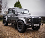 Land Rover Defender External Body Armour - Uproar 4x4
