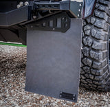 Land Rover Defender Stainless Steel Mudlfap brackets - Uproar 4x4
