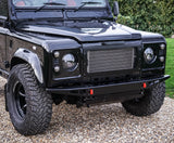 Land Rover Defender Stainless Steel Bumper - Uproar 4x4
