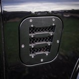Land Rover Defender Stainless Steel air intake - Uproar 4x4