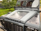 Land Rover Defender Bonnet Protection Panel - Uproar 4x4