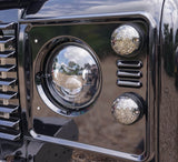 Land rover Defender Headlight sidelight security bolts