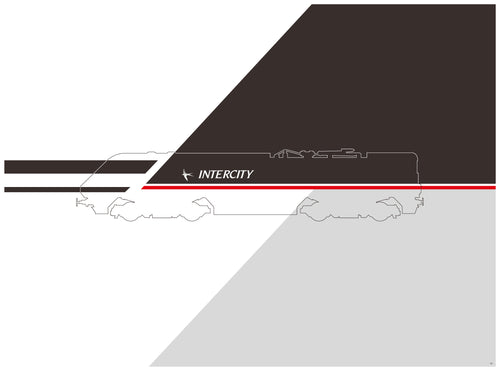 Intercity 225 - Swallow