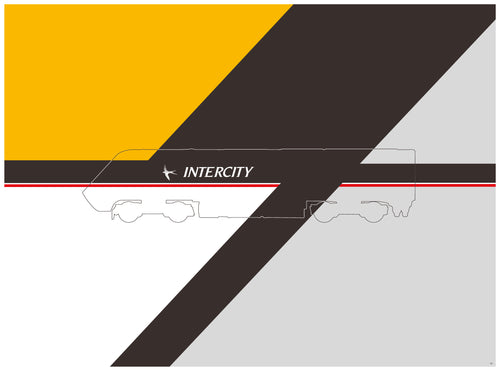 Intercity 125 - Swallow