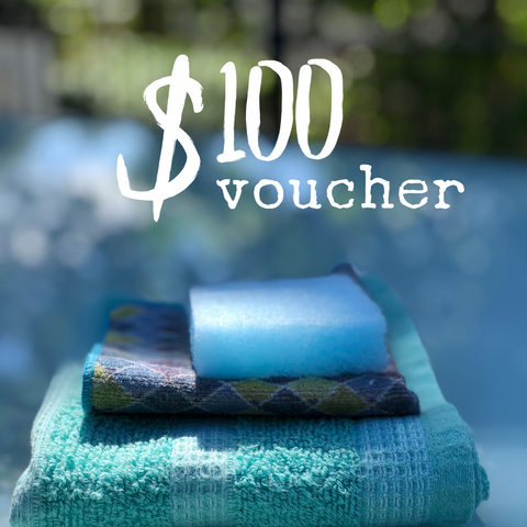 $100 Cleaning Voucher