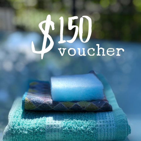 $150 Cleaning Voucher