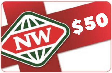 $50 New World Gift Card