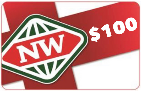 $100 New World Gift Card