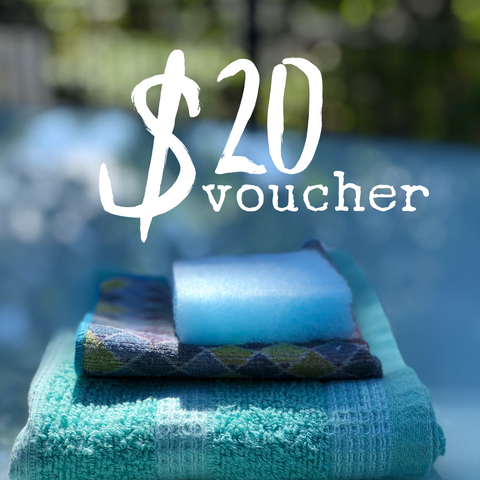 $20 Cleaning Voucher