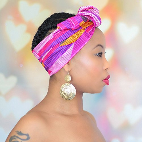 Anise Handmade Turban Head Wrap