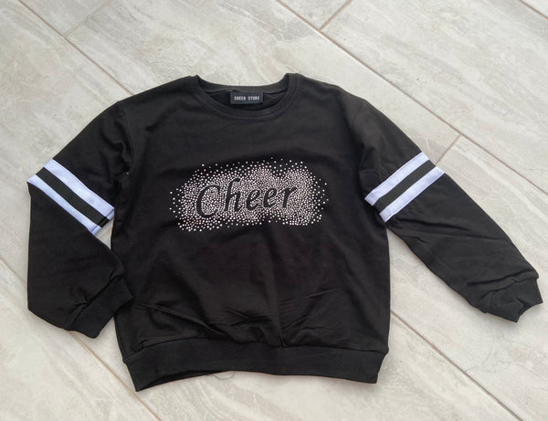 Cheer Rhinestone Jumper
