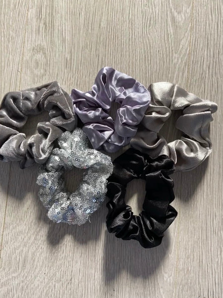 Pack of 5 Scrunchies