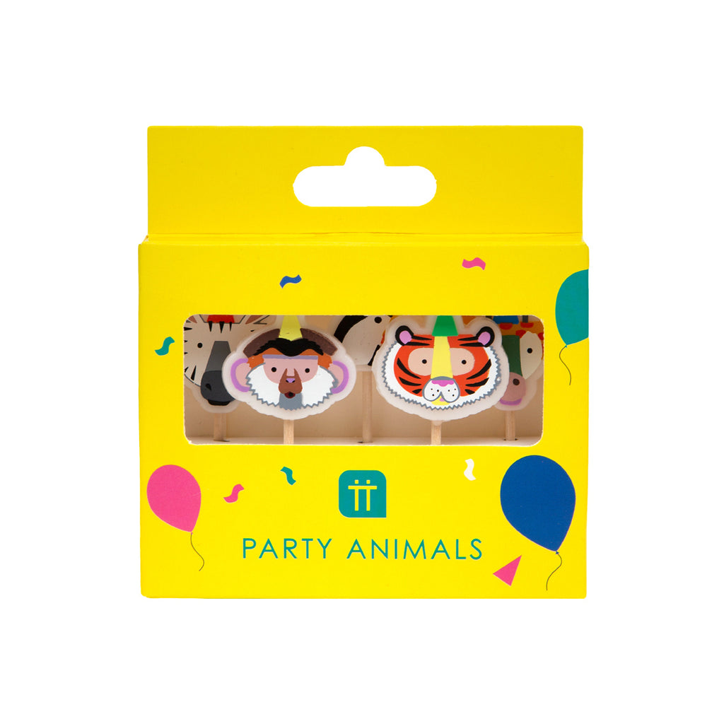Party Animals Candles