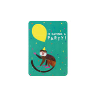 Party Animals Invites