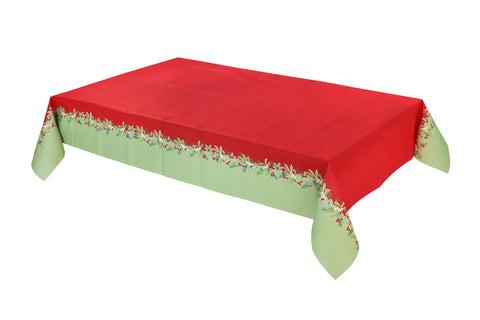 Botanical Berry Table Cover