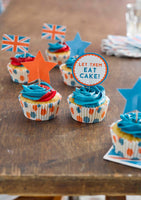 Best of British Cupcake Set