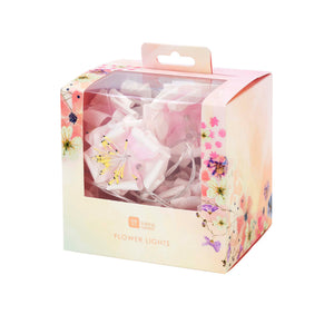 Blossom Girls Floral String Lights