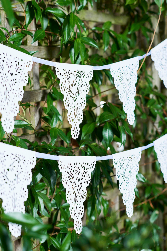 Botanical Bride Garland