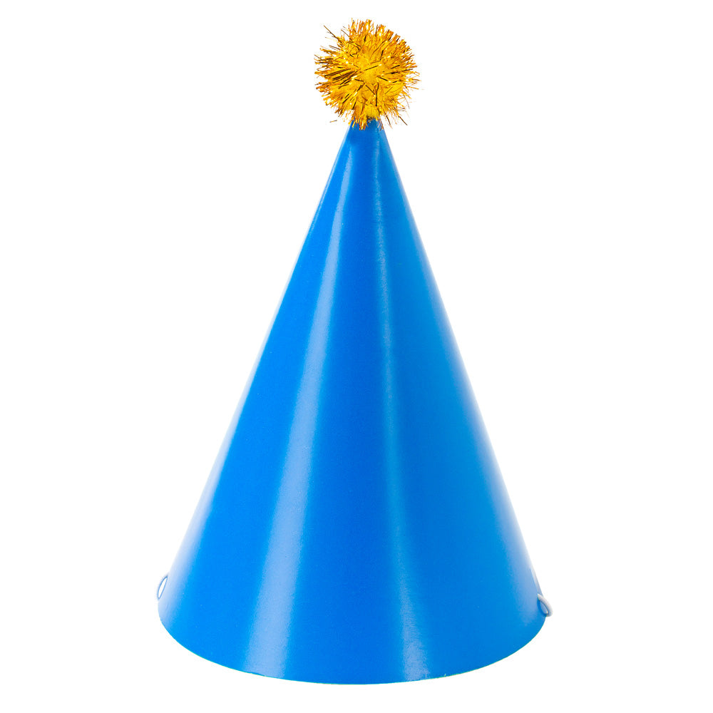 Bright paper hat
