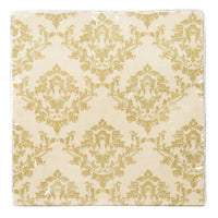 Damask Gold Napkin