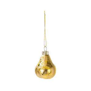 Emporium Glass Pear Decoration