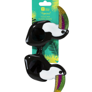 Tropical Fiesta Toucan Sunglasses