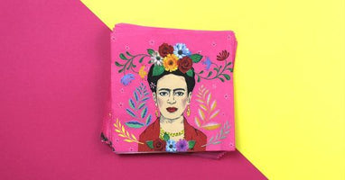 Frida Kahlo™ Cocktail Napkin