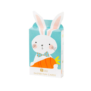 Hop To It Easter Activity Cards
