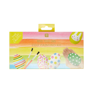 Hop Over The Rainbow Egg Painting Kit