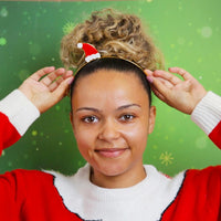 Head Turners Santa Hat Headband
