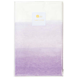 Lilac Table Cover