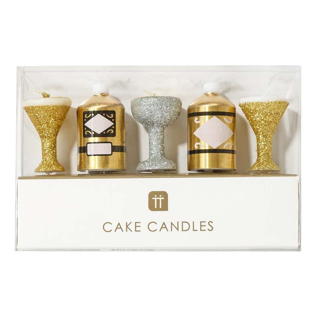 Luxe Gold Candle
