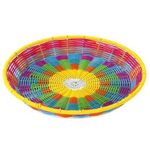 Global Gathering Boho Small Woven Tray