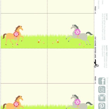 Printable - Pony Party