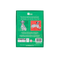 Double Sided Dalmatian Jigsaw Puzzle 100 Pieces