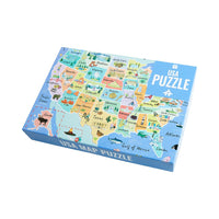 Puzzle Pick Me Up USA 1000 Pieces