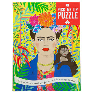 Pick Me Up Puzzle Frida 1000 Pcs