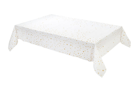 Star Gold Table Cover