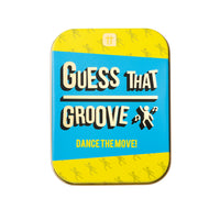 Guess that Groove In a Tin